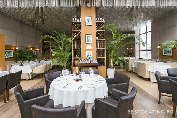 ресторан «Luce», Санкт-Петербург