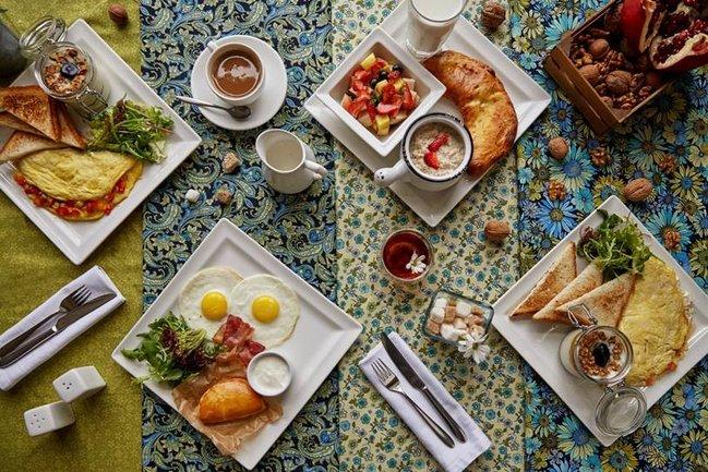 Мамаlыgа: Завтракай бесплатно