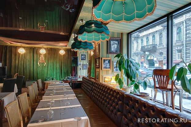 ресторан «48 стульев», Санкт-Петербург
