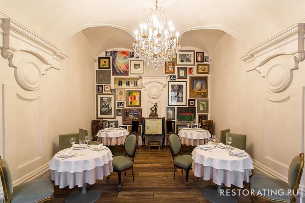 ресторан «Дом», Санкт-Петербург