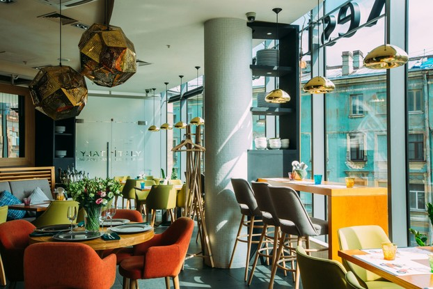 ресторан «Italy на Большом», Санкт-Петербург: Italy на Большом
