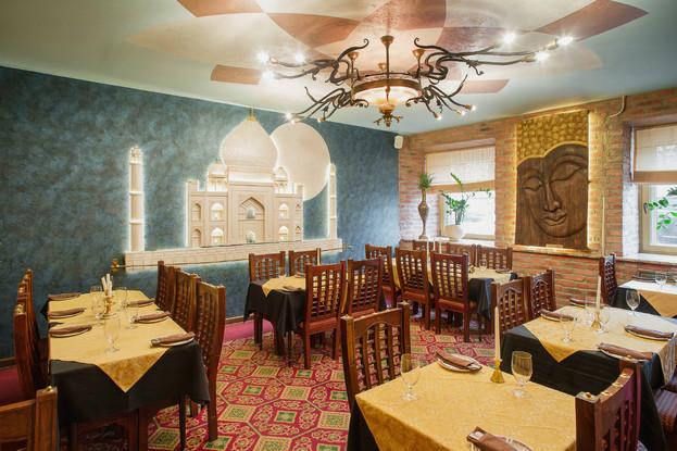 ресторан «Тандур», Санкт-Петербург
