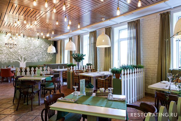 ресторан «Антоновка», Санкт-Петербург
