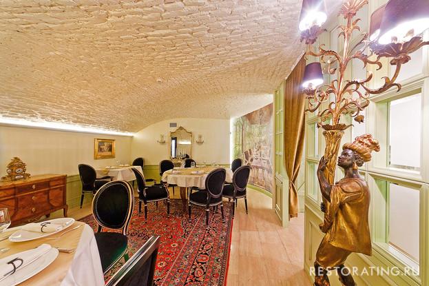 ресторан «Трюфельный дом Бруно», Санкт-Петербург