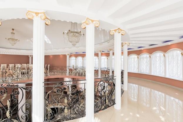 ресторан «Акрополь», Санкт-Петербург