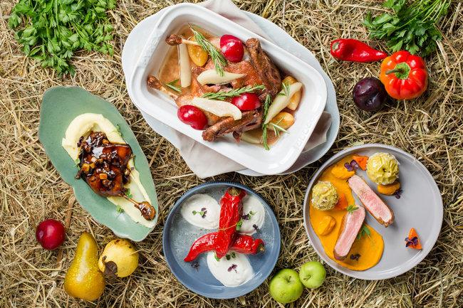 Птичий двор: Взрослые кулинарные мастер-классы