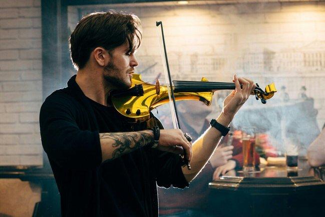 Мамаlыgа: Выступление Violin Valentï
