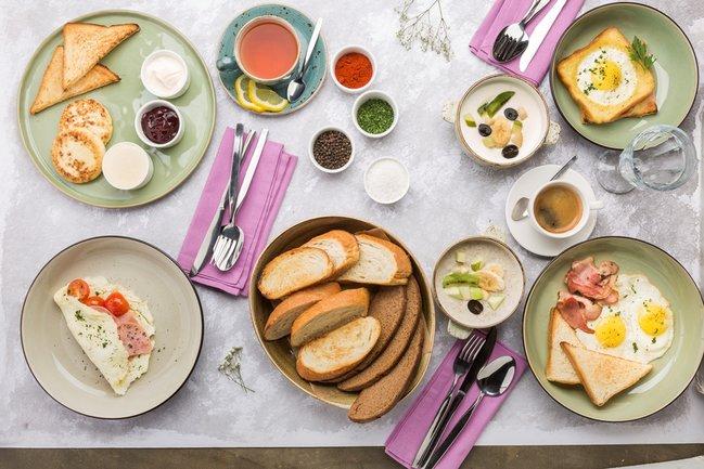 Madagascar: Завтрак для чемпионов