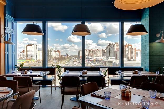 ресторан «Сули Гули», Санкт-Петербург