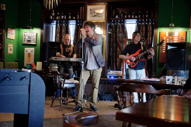Ирландский паб Финнеганс: Каверы от группы Jack Daniels