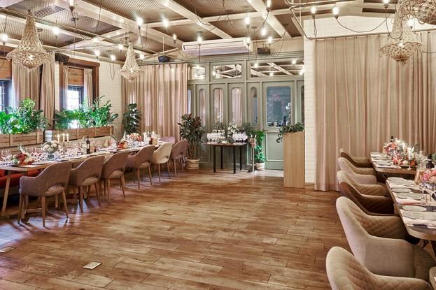 Банкет в ресторане «Чечил». ресторан «Чечил», Санкт-Петербург