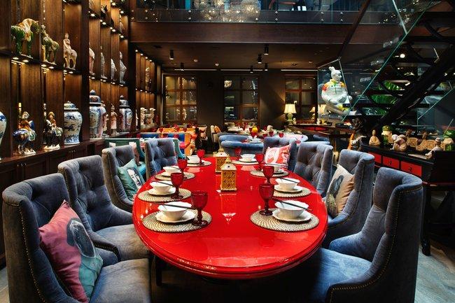 Китайская грамота: Официальное открытие ресторана Александра Раппопорта
