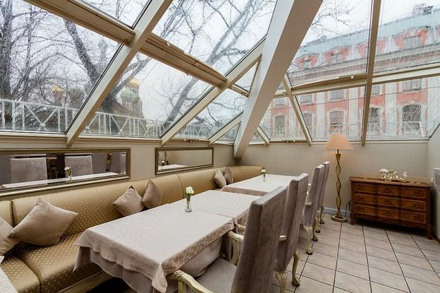 ресторан «Паркъ Джузеппе», Санкт-Петербург