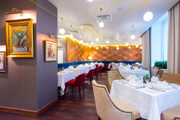 ресторан «Вино и вода», Санкт-Петербург: Ресторан «Вино и вода»