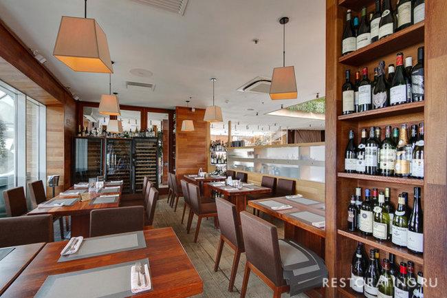 Terrassa: Ужин с итальянскими винами