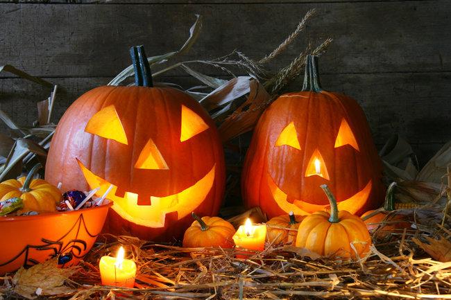 Пури: Хеллоуин для детей