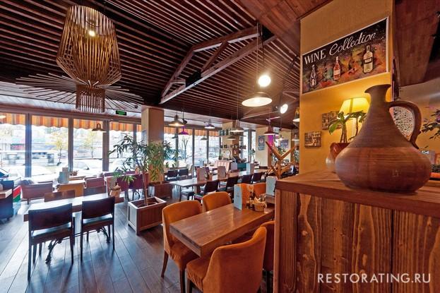ресторан «Марчеллис», Санкт-Петербург