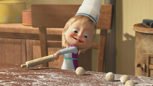 Сытинъ: Кулинарный мастер-класс с озорной Машенькой