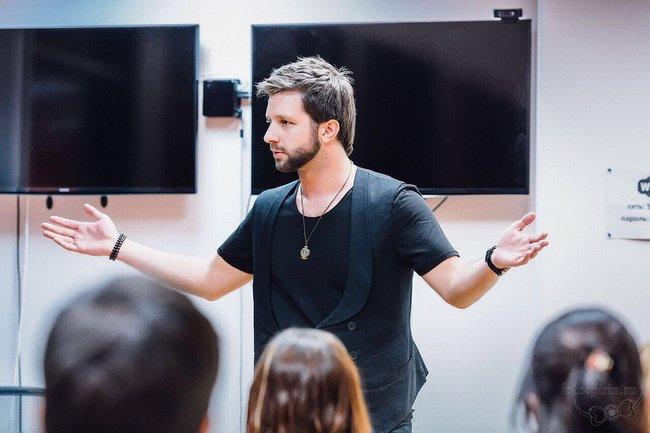 Чечил: Мастер-класс по ораторскому искусству