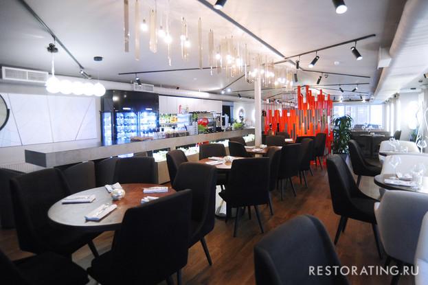 ресторан «Двордзен», Санкт-Петербург