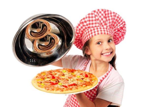 Пури: Пицца от шеф-поварят