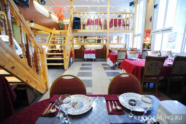 кафе «Белые ночи», Санкт-Петербург