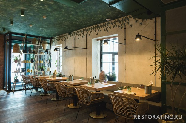 ресторан «Jungle», Санкт-Петербург
