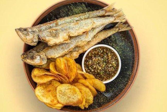 Restopub Jager: Весенняя рыбка