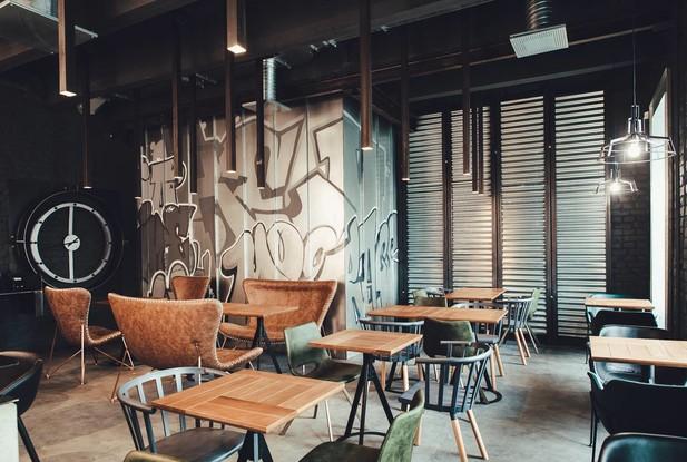 ресторан «КофеLab», Санкт-Петербург