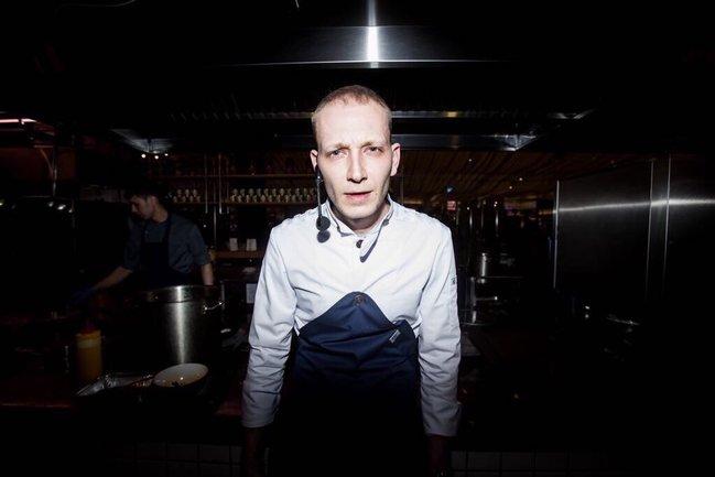 Сырник: Chef's table с Антоном Исаковым и Анной Москвитиной