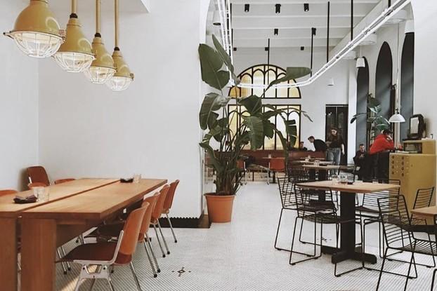кафе «Tiger Lily», Санкт-Петербург