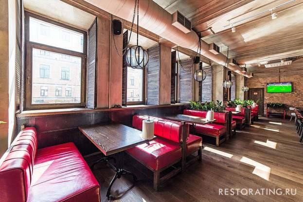 ресторан «Едим руками», Санкт-Петербург
