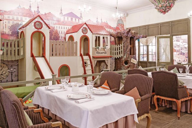 Плюшкин: Сказочные блюда для малышей