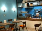 Кафе Meshuga Grill