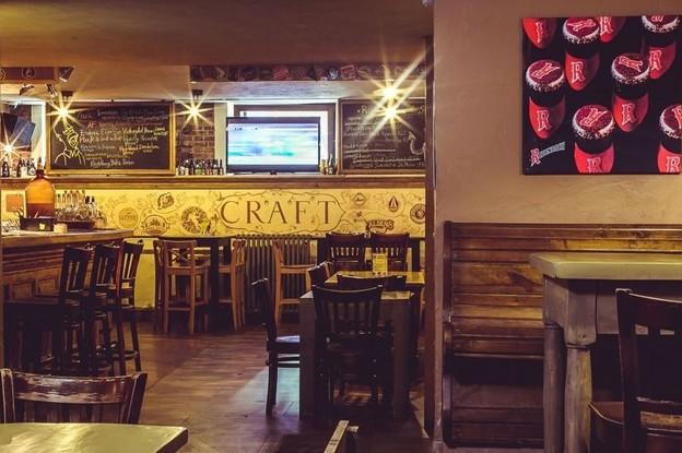 кафе «Craft», Санкт-Петербург