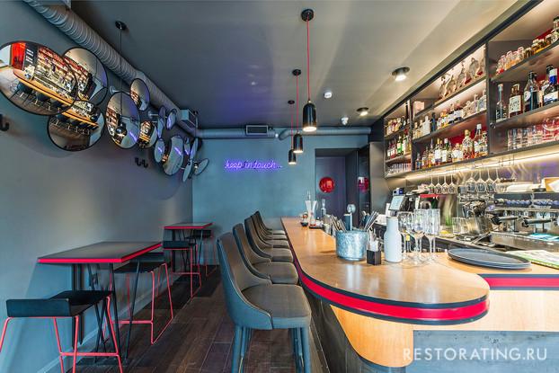 ресторан «KIT Bar & Bistro», Санкт-Петербург