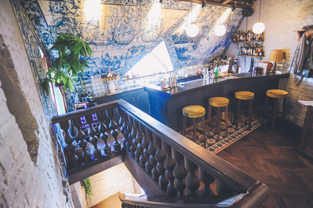 бар «Tawny bar», Санкт-Петербург