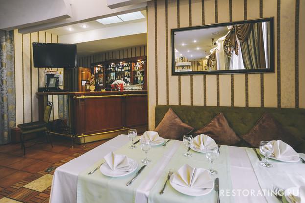 ресторан «Бальзак», Санкт-Петербург