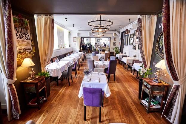 ресторан «Romeo's Restaurant», Санкт-Петербург