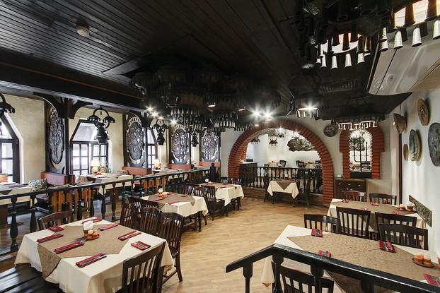 ресторан «Чебуречная Салхино», Санкт-Петербург