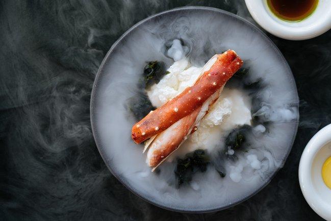 Nordic: Гастрономический ужин от Алексея Алексеева
