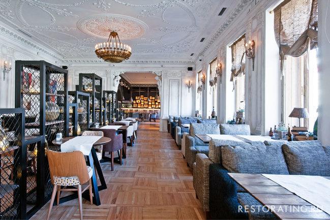 Chateau Vintage: Новый год на Невском