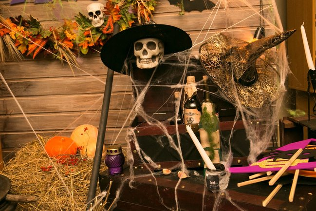 Плюшкин: Хэллоуин по мотивам «Тайны Коко»