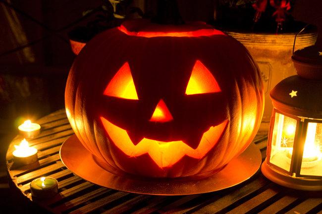Villa Aston: Halloween