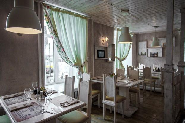 ресторан «Усадьба Стрелингоф», Санкт-Петербург