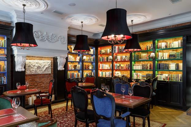 ресторан «Симпозиум», Санкт-Петербург