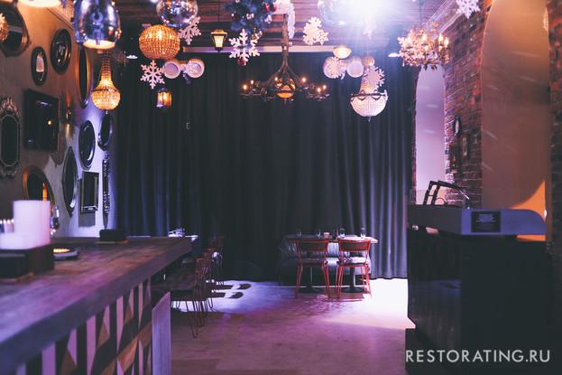 ресторан «Бегемот is back», Санкт-Петербург