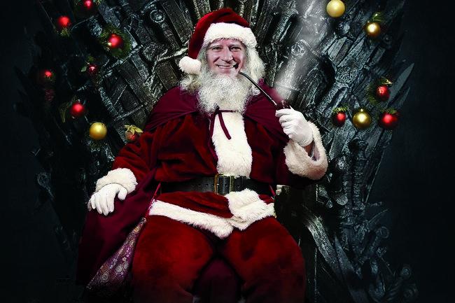 Новогодняя ночь в стиле «Игры престолов»