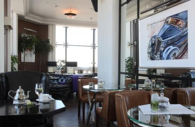 ресторан «Mercedes Bar», Санкт-Петербург