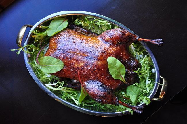 Grill Station: Главные блюда новогоднего стола под заказ